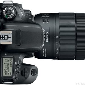 Canon-EOS-77D-Top-with-Lens