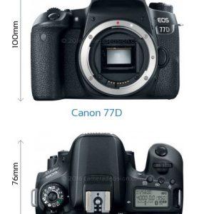 Canon-EOS-77D-size